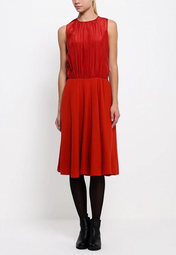 Платье-миди Boss Orange 50296610: изображение 3