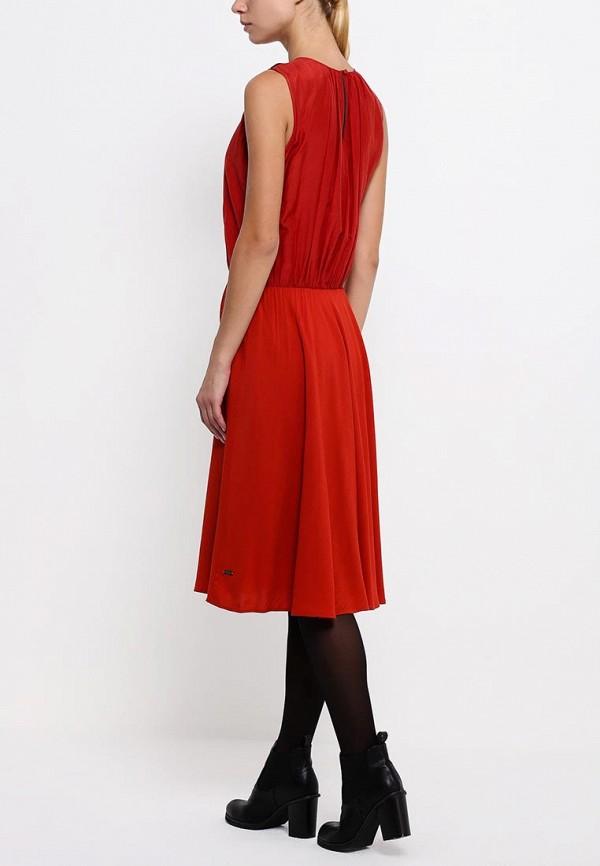 Платье-миди Boss Orange 50296610: изображение 4