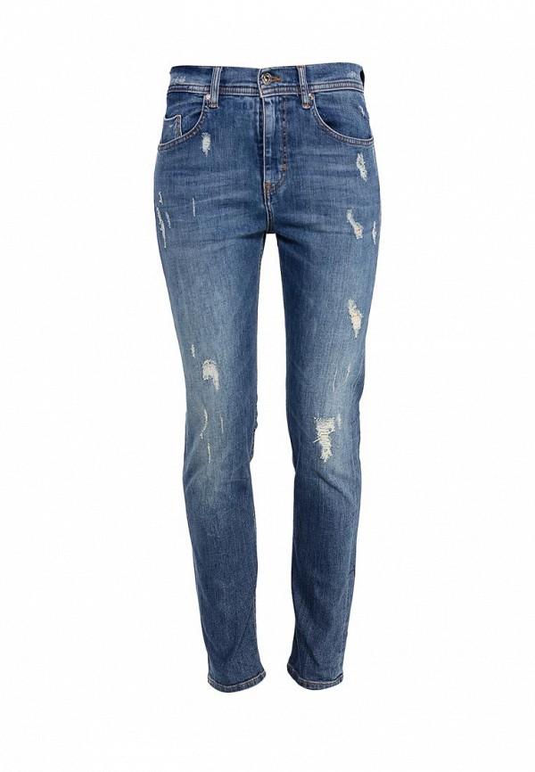Прямые джинсы Boss Orange 50299043
