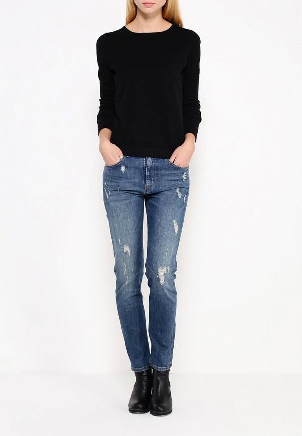 Прямые джинсы Boss Orange 50299043: изображение 2