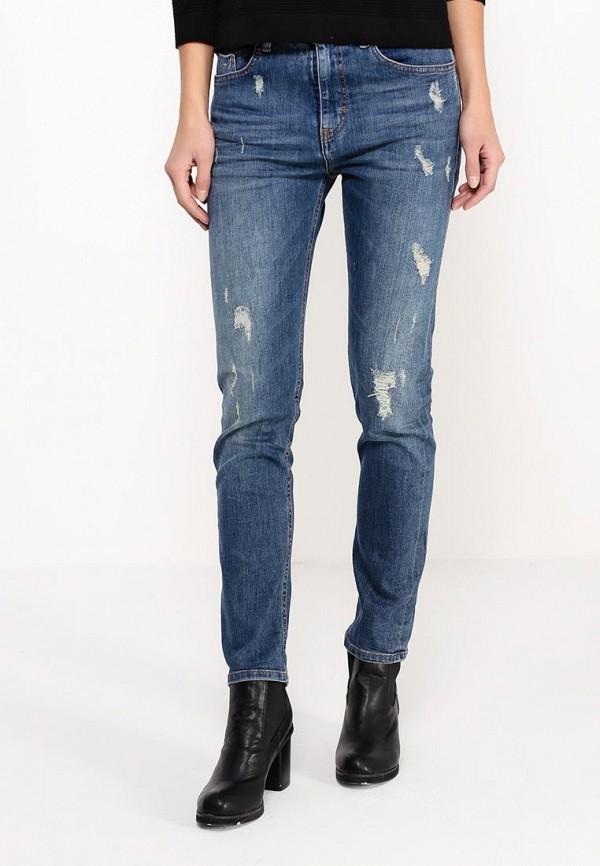 Прямые джинсы Boss Orange 50299043: изображение 3