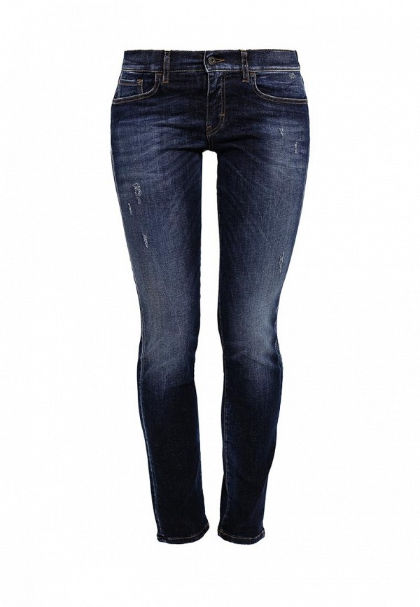 Зауженные джинсы Boss Orange 50296945: изображение 1