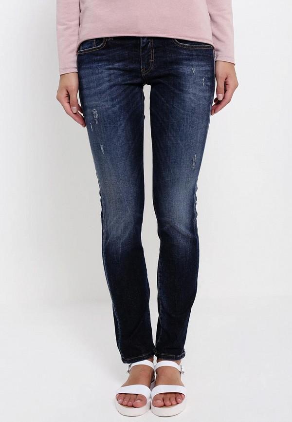 Зауженные джинсы Boss Orange 50296945: изображение 2