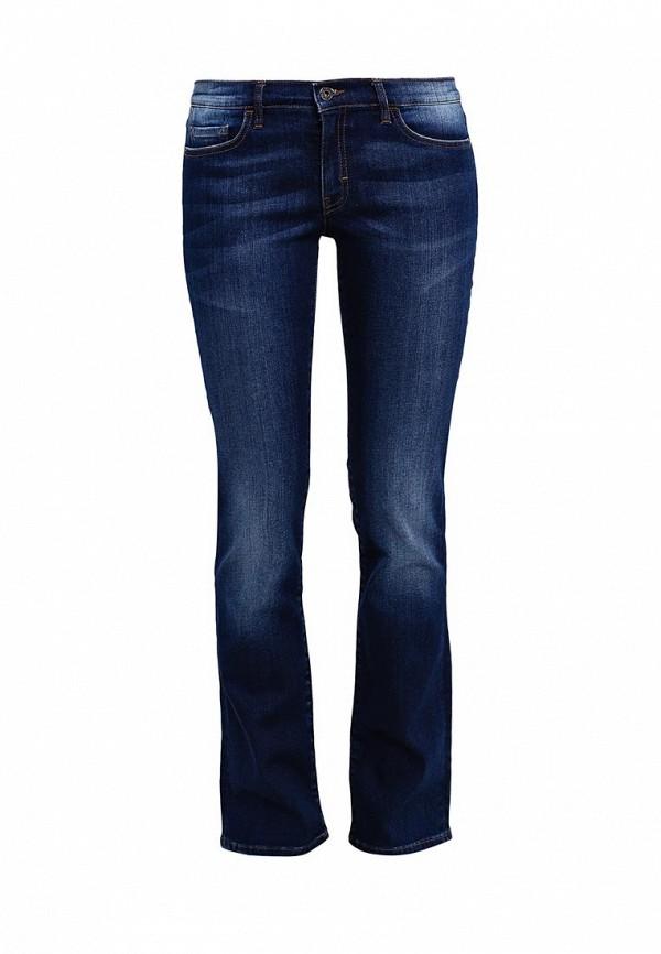 Широкие и расклешенные джинсы Boss Orange 50297967: изображение 1