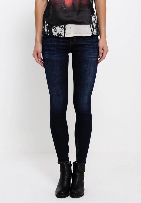 Зауженные джинсы Boss Orange 50299449: изображение 2