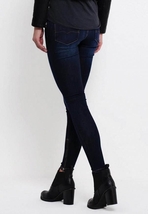 Зауженные джинсы Boss Orange 50299449: изображение 4