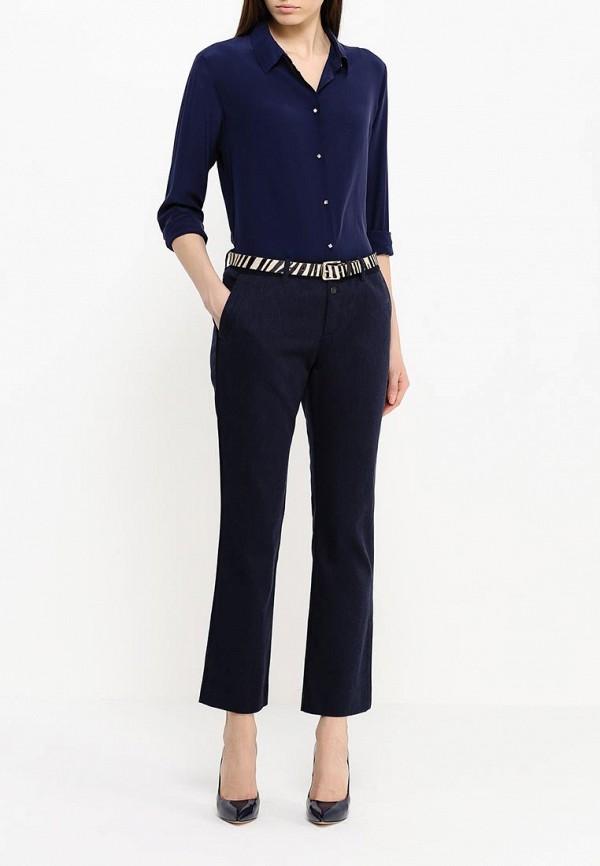 Женские широкие и расклешенные брюки Boss Orange 50289581: изображение 4