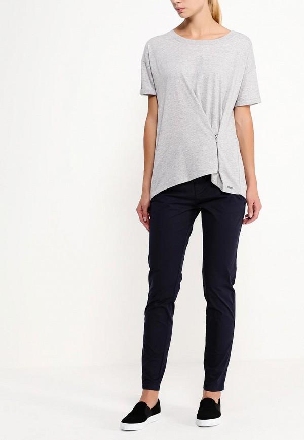 Женские зауженные брюки Boss Orange 50293579: изображение 3