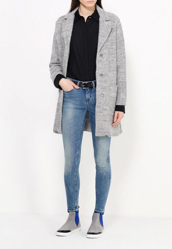 Зауженные джинсы Boss Orange 50289942: изображение 2