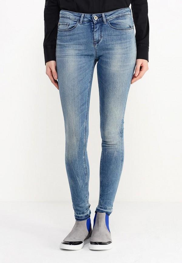 Зауженные джинсы Boss Orange 50289942: изображение 3