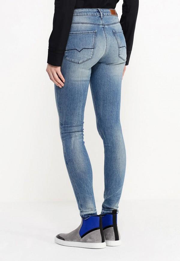 Зауженные джинсы Boss Orange 50289942: изображение 4