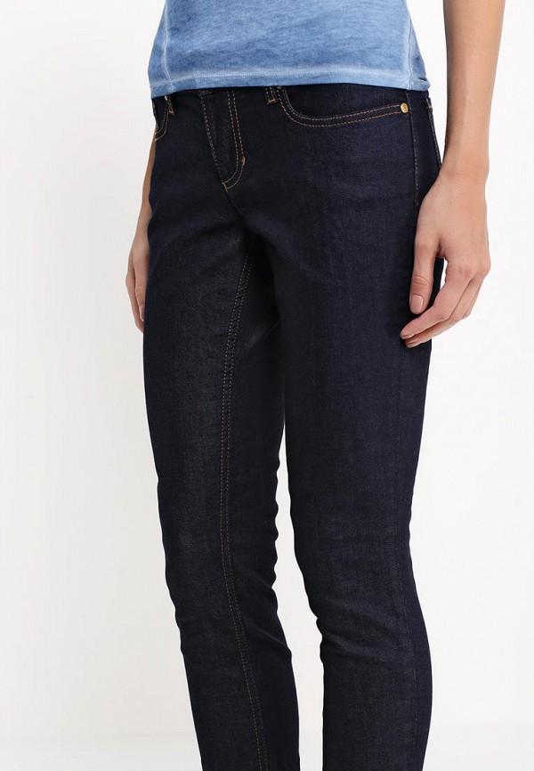 Зауженные джинсы Boss Orange 50272980A: изображение 2