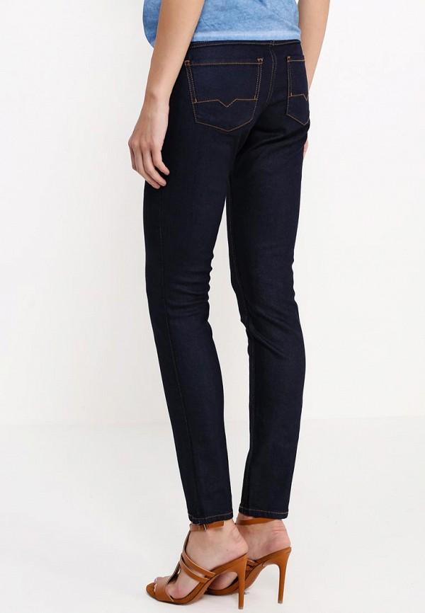 Зауженные джинсы Boss Orange 50272980A: изображение 4