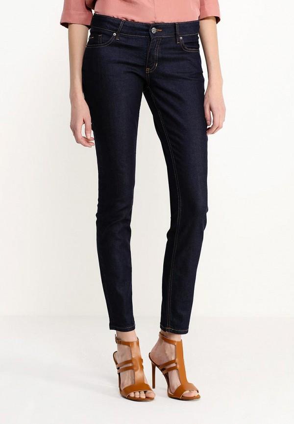 Зауженные джинсы Boss Orange 50304167: изображение 3