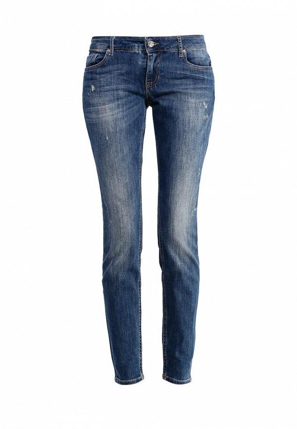 Зауженные джинсы Boss Orange 50304440: изображение 1
