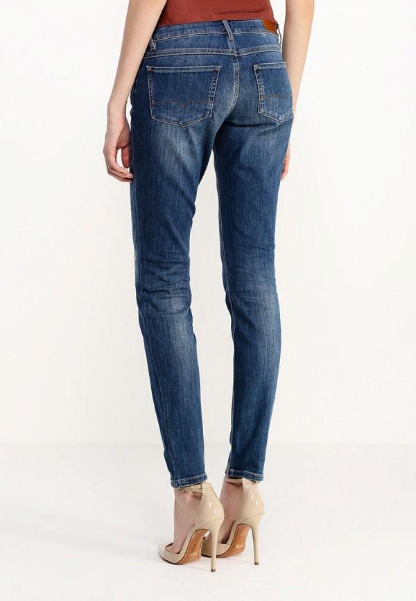 Зауженные джинсы Boss Orange 50304440: изображение 4