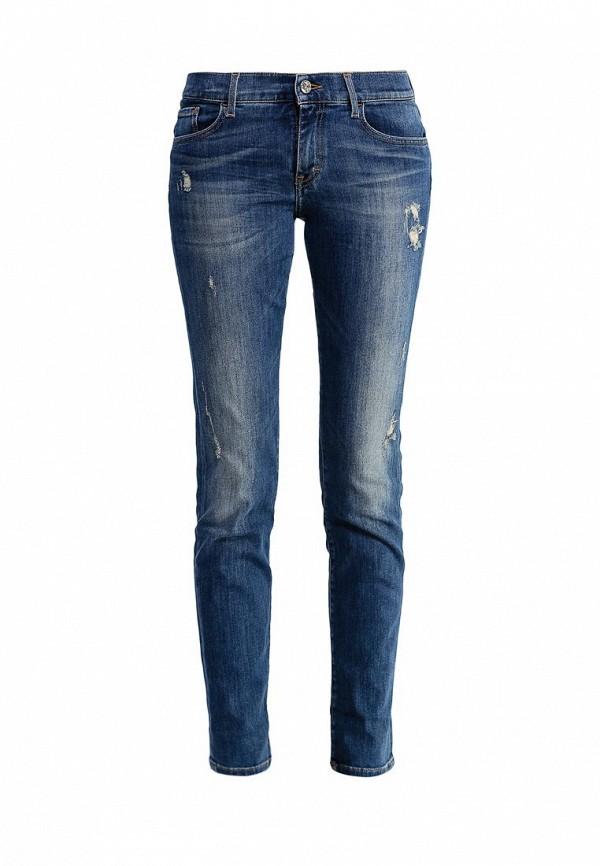 Зауженные джинсы Boss Orange 50304471: изображение 1