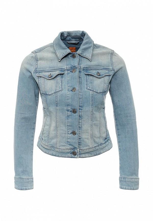 Джинсовая куртка Boss Orange 50309631: изображение 1