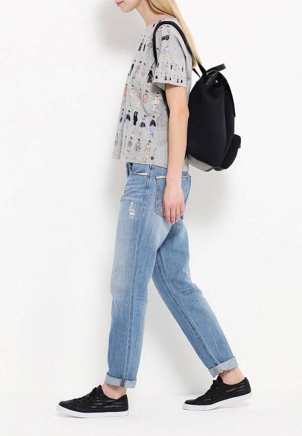 Широкие и расклешенные джинсы Boss Orange 50309780: изображение 2