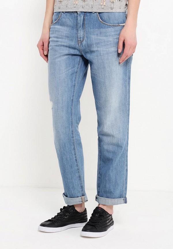 Широкие и расклешенные джинсы Boss Orange 50309780: изображение 3
