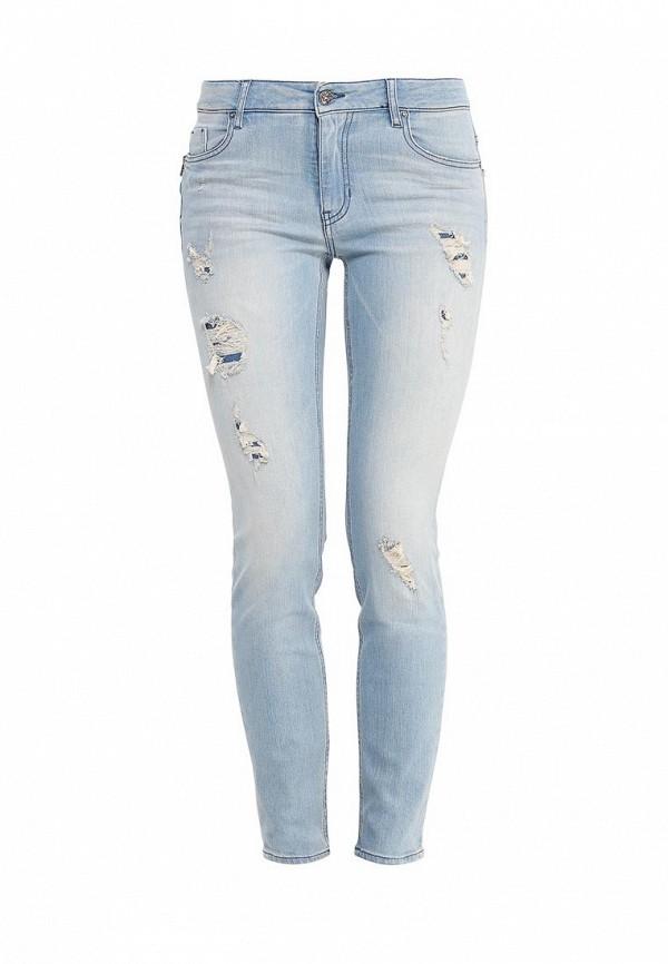 Зауженные джинсы Boss Orange 50309639: изображение 1