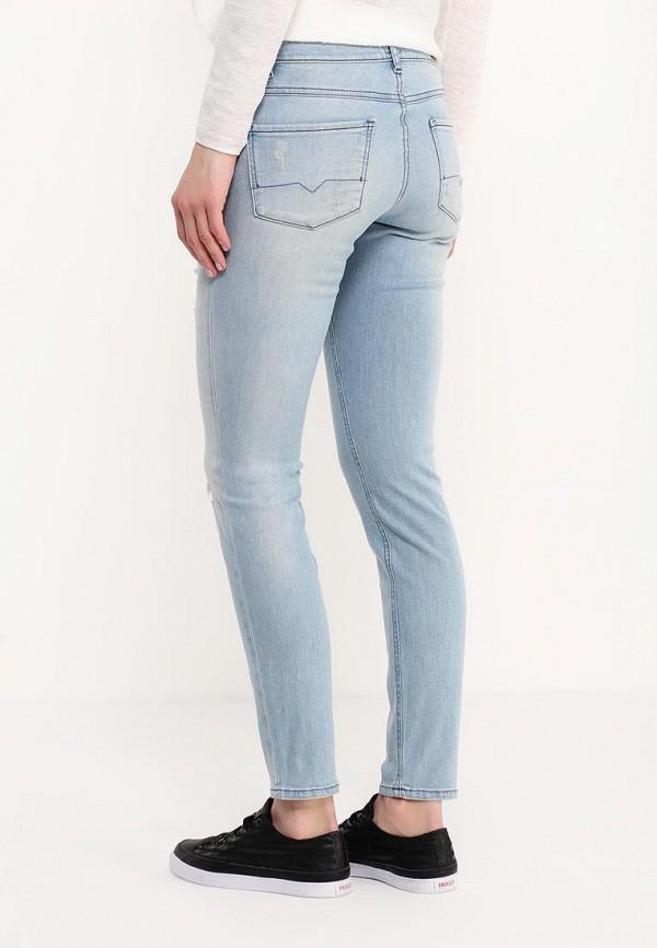 Зауженные джинсы Boss Orange 50309639: изображение 4
