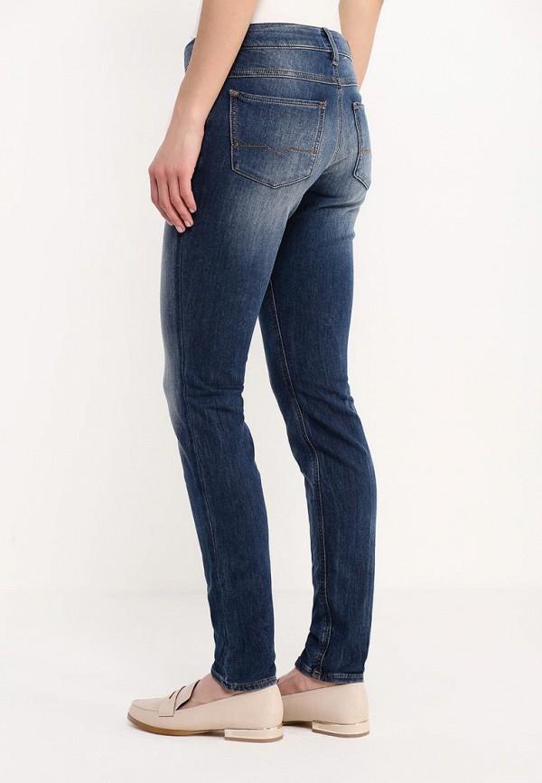 Зауженные джинсы Boss Orange 50309652: изображение 4