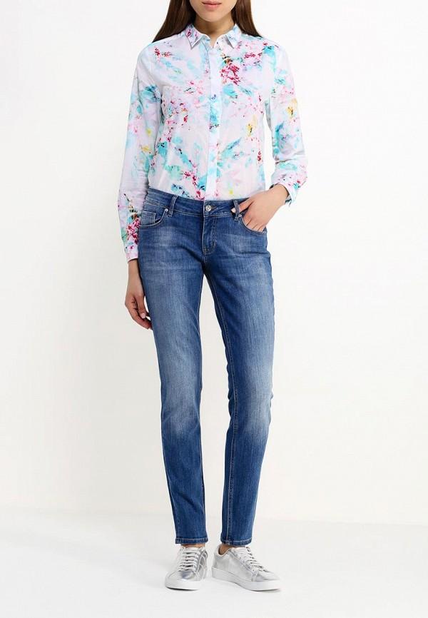 Зауженные джинсы Boss Orange 50309583: изображение 2