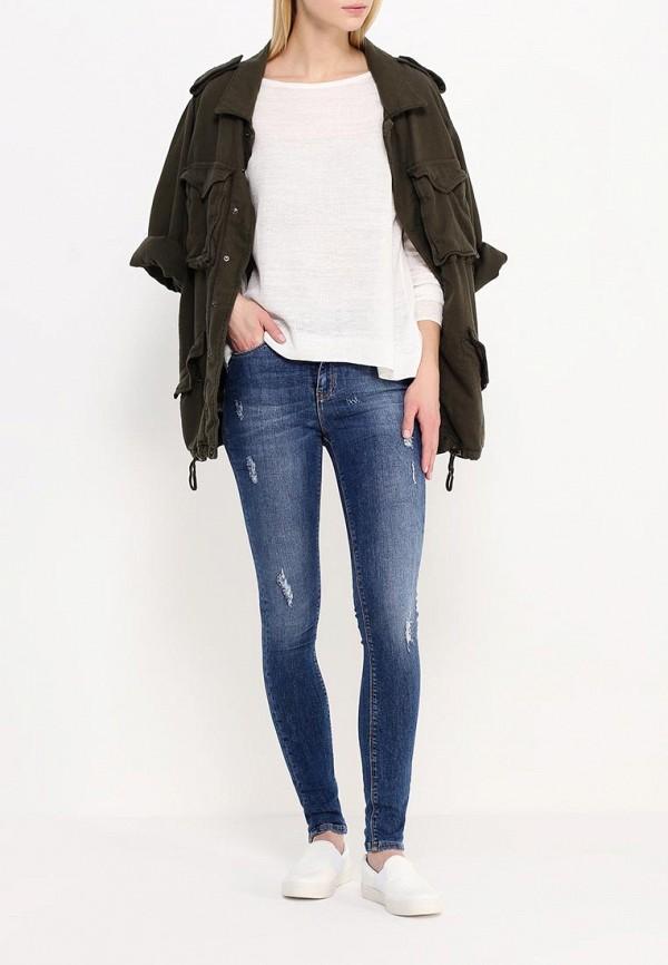 Зауженные джинсы Boss Orange 50309814: изображение 2