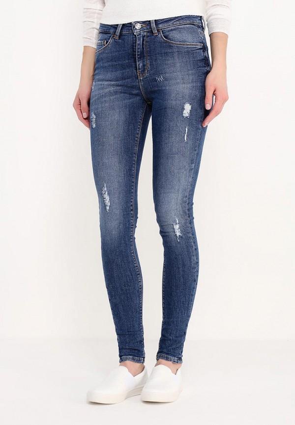 Зауженные джинсы Boss Orange 50309814: изображение 3