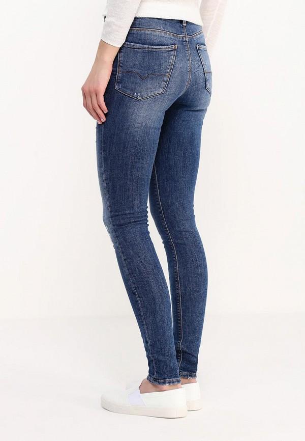 Зауженные джинсы Boss Orange 50309814: изображение 4