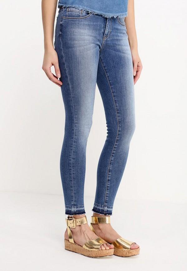 Зауженные джинсы Boss Orange 50309824: изображение 3