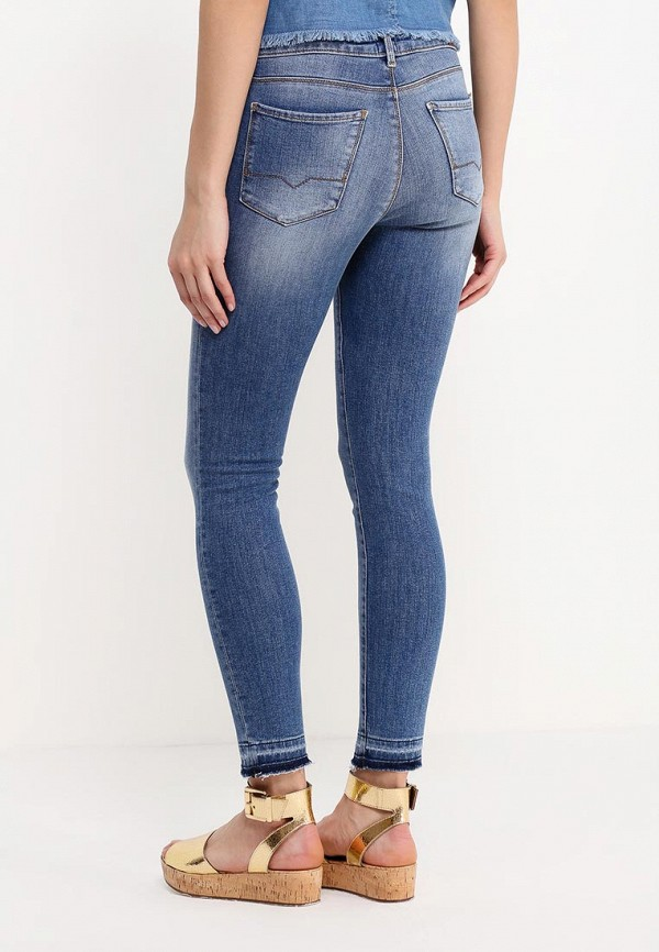 Зауженные джинсы Boss Orange 50309824: изображение 4
