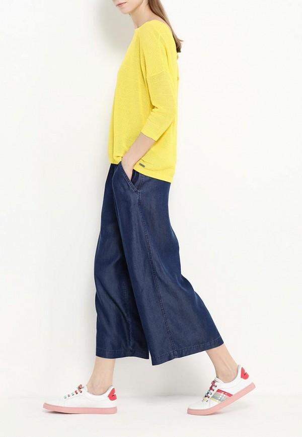 Женские широкие и расклешенные брюки Boss Orange 50309248: изображение 2