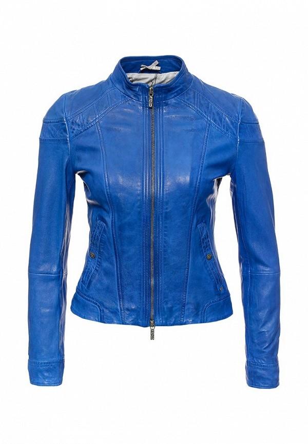 Кожаная куртка Boss Orange 50304506: изображение 6