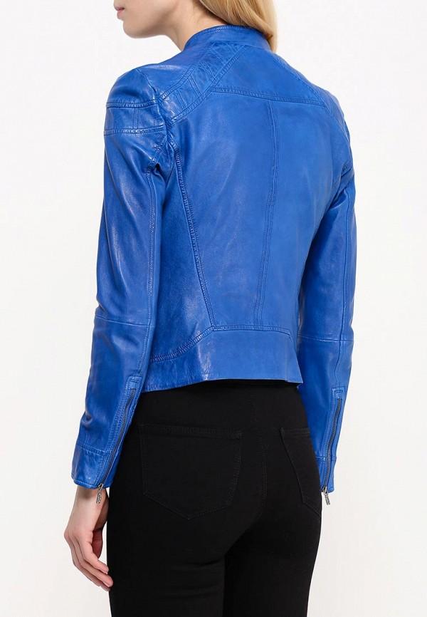 Кожаная куртка Boss Orange 50304506: изображение 9