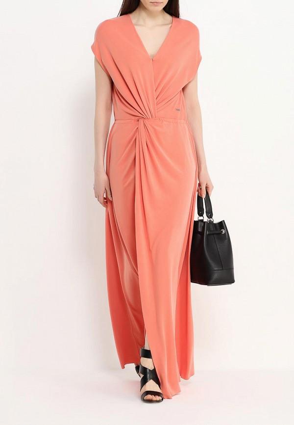 Летнее платье Boss Orange 50309474: изображение 2