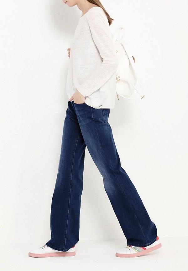 Широкие и расклешенные джинсы Boss Orange 50308108: изображение 2