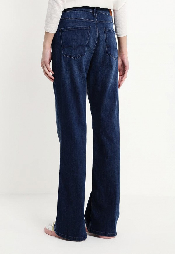 Широкие и расклешенные джинсы Boss Orange 50308108: изображение 4