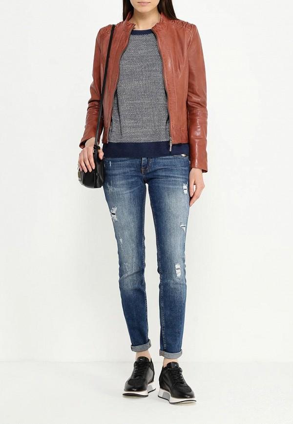 Зауженные джинсы Boss Orange 50316204: изображение 2