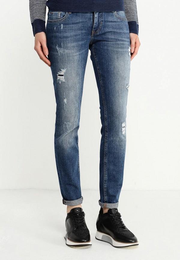 Зауженные джинсы Boss Orange 50316204: изображение 3
