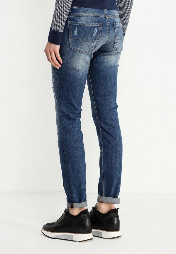 Зауженные джинсы Boss Orange 50316204: изображение 4