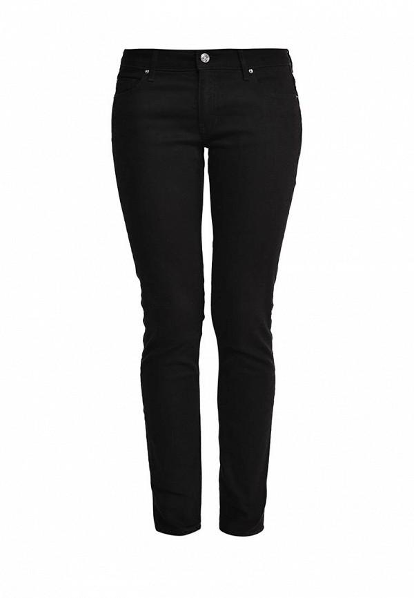 Купить женские джинсы Boss Orange черного цвета