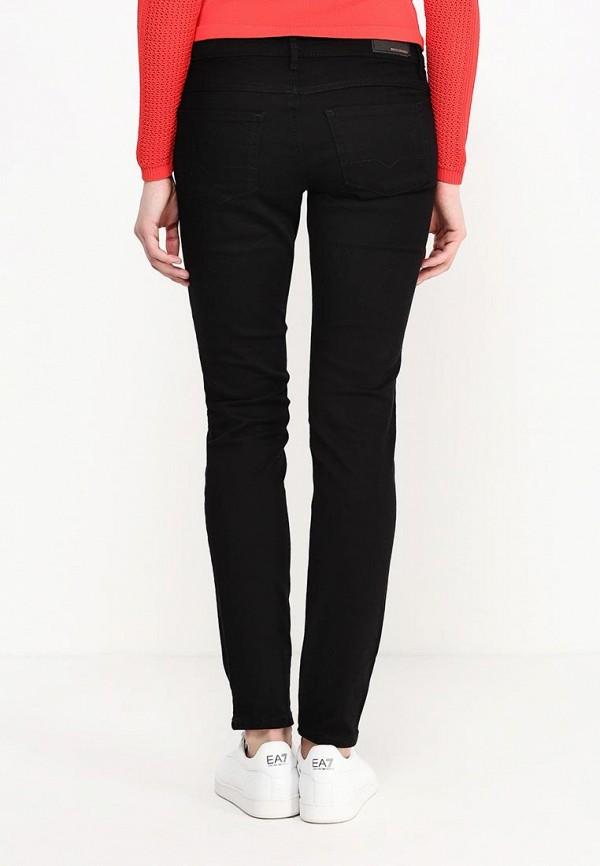 Зауженные джинсы Boss Orange 50304019: изображение 4