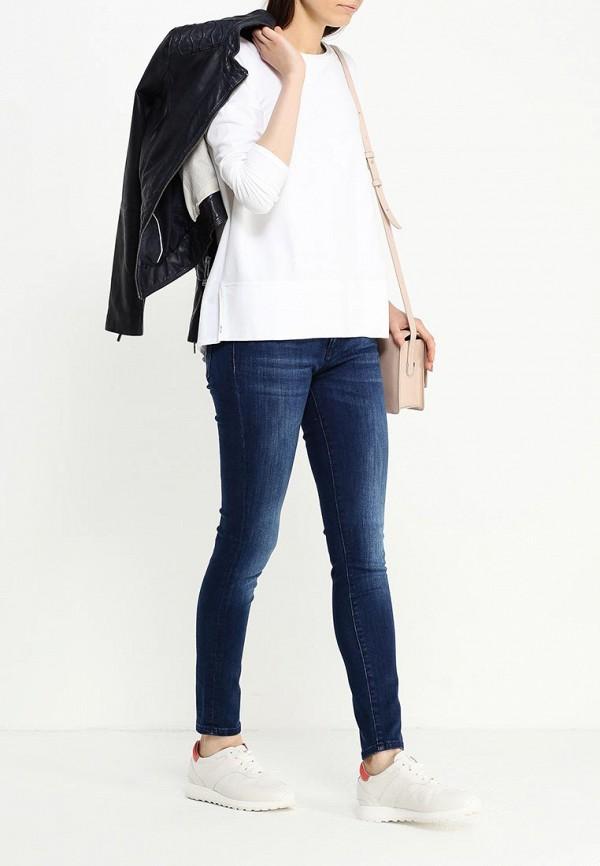 Зауженные джинсы Boss Orange 50318301: изображение 2