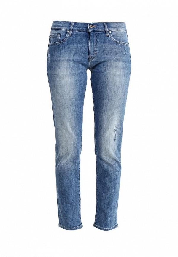 Прямые джинсы Boss Orange 50314418: изображение 1