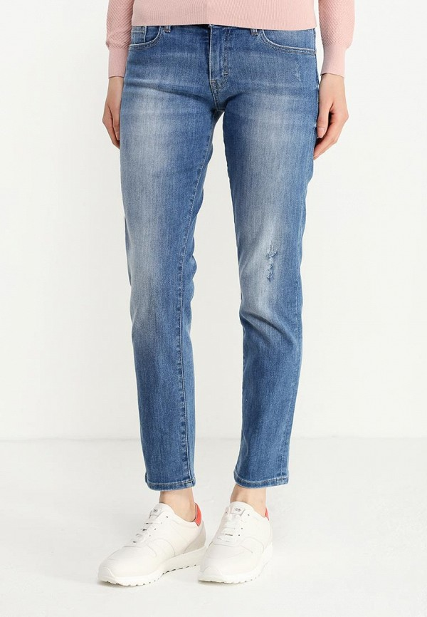 Прямые джинсы Boss Orange 50314418: изображение 3