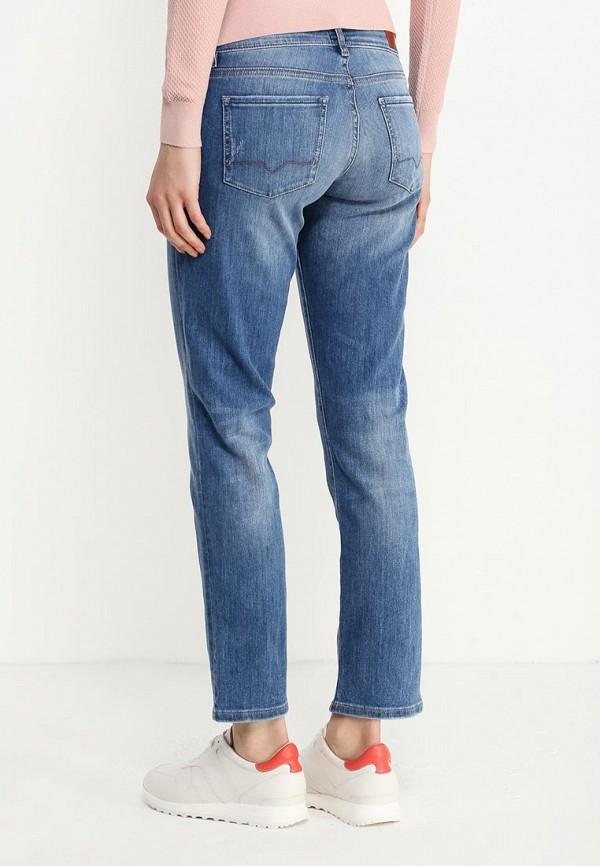 Прямые джинсы Boss Orange 50314418: изображение 4