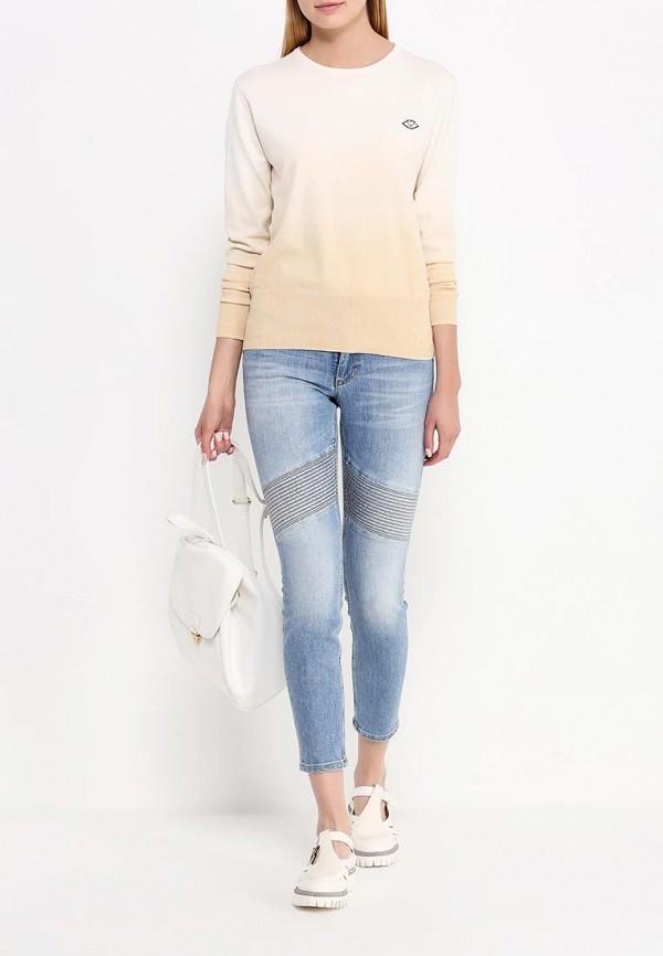 Зауженные джинсы Boss Orange 50316003: изображение 2