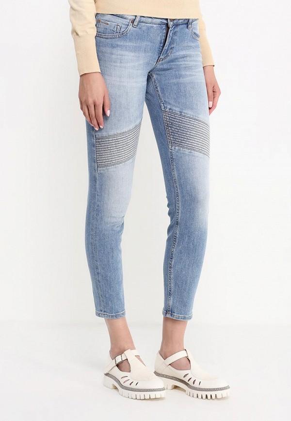 Зауженные джинсы Boss Orange 50316003: изображение 3